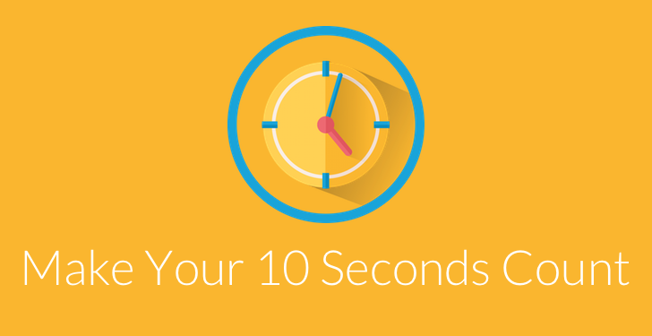 10 Seconds to Take Your Leadership From Good to Great