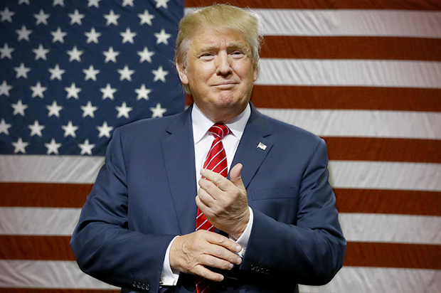 As Donald Trump Becomes The 45th President of The United States