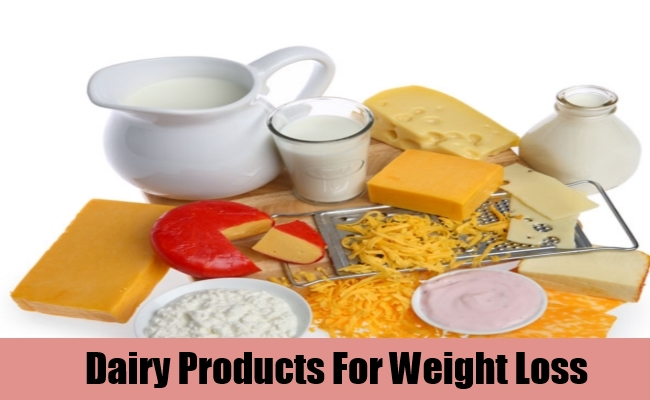 USE DAIRY PRODUCT FOR WEIGHT LOSS