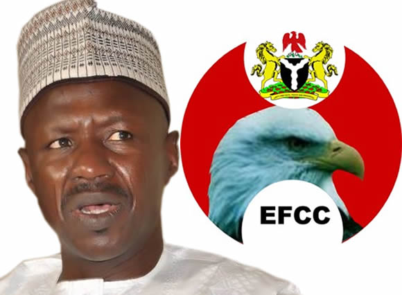 BREAKING: Senate Rejects Magu As Substantive EFCC Chairman
