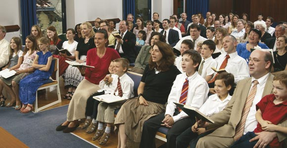 The Latter Day Church and Her Purpose: Is the Church Fulfilling Purpose Today?