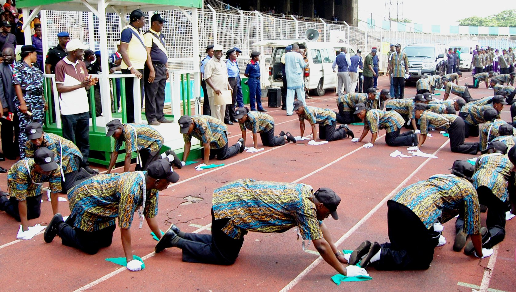 National Transformation: Is Nigeria A Nation That Serves God or That Serves Men?