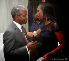 Biography of  VICE PRESIDENT YEMI OSIBAJO