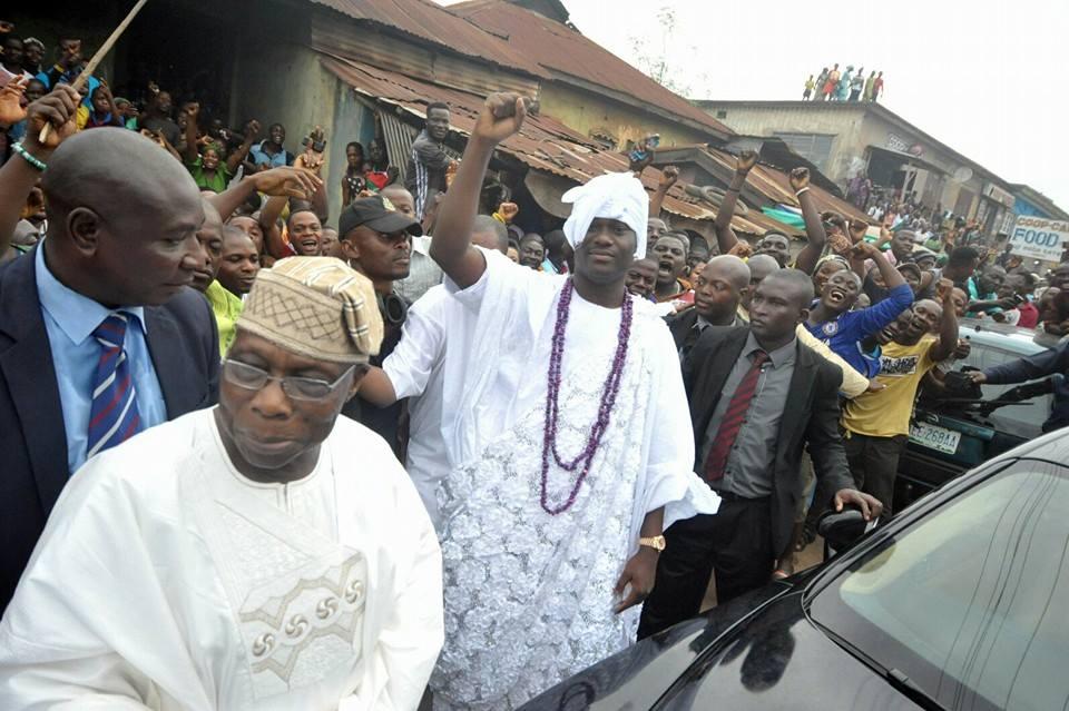 Ooni Adeyeye Enitan and the Task of Developing Ile-Ife