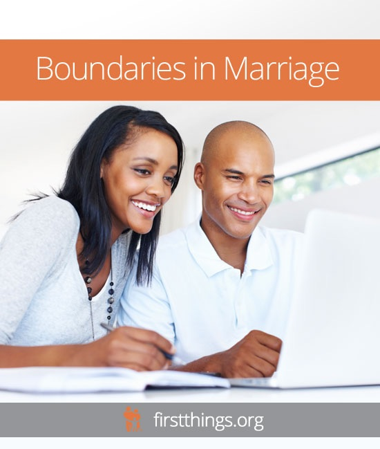 Boundaries: A Reason For Failure In Marriage