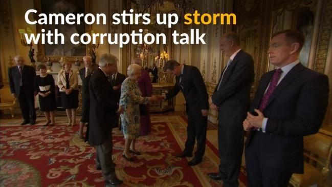 David Cameron: Is Nigeria Truly Corrupt Fantastically?