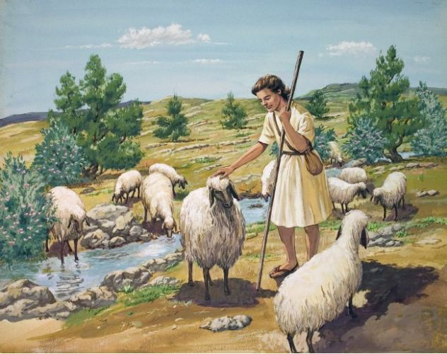 The Effective Shepherd of a Few Sheep: Secret of Leaders That Influence Generations