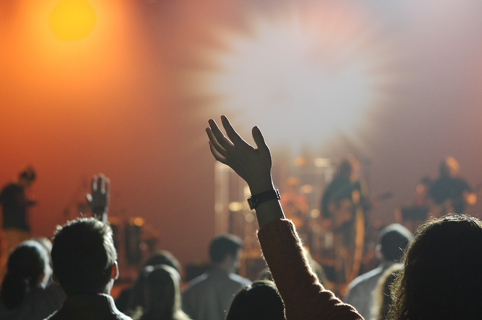 Connect To The Target Audience And Build Brand With Events