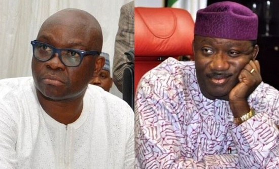 Fayose And Fayemi: Two Sides of A Bad Coin