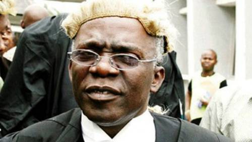 Femi Falana: Why Government Loses Corruption Cases