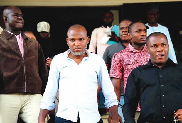To Nnamdi Kanu: Welcome Back To The Zoo