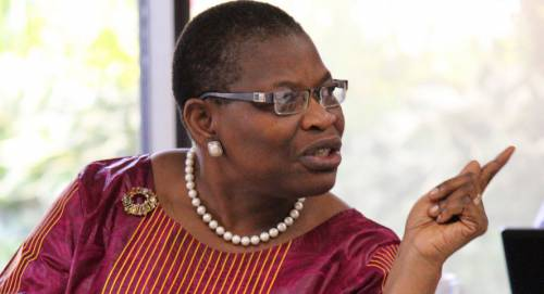 Oby Ezekwesili's 2019 Agenda: Why I Support To Campaign Against PDP And APC