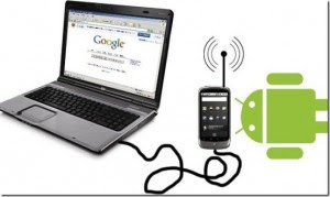 How to Use Android Phone as Modem on Computer