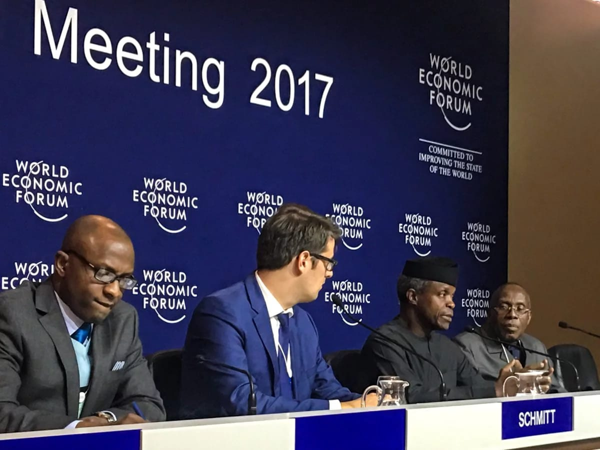 World Economic Forum: Any Investment Hope As Nigeria Returns From Davos?